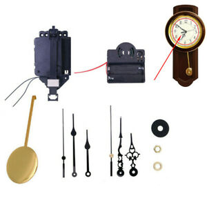 Wall Quartz Pendulum Clock Chime Westminster Melody Mechanism Movement Kit Hot