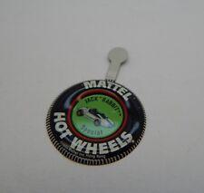 Redline Hotwheels Button Badge Metal Hong Kong Jack Rabbit Special R17296