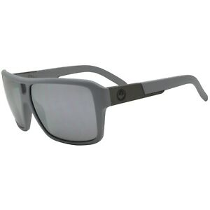 Dragon The Jam 720-2220 Grey Matter Frame with Pearl Ion Lens Mens Sunglasses