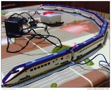 "Sistema ""New and old models"" applicato al circuito N. 3 in scala N"