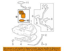 Chevrolet GM OEM 14-15 Impala-Fuel Pump 13592648