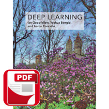 New ListingDeep Learning Adaptive Computation and Machine Learning series