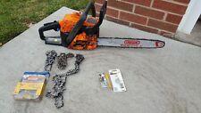 Rare Vintage Poulan 2075C Team RealTree chain saw chainsaw Camo 2075 5200