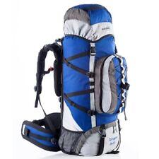 Skandika Cairngorm 85 10 Sac À dos Trekking Randonnée Marche Bleu