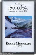 Solitudes: Rocky Mountain Suite (Music & Natural Sounds) - New 1993 Cassette!