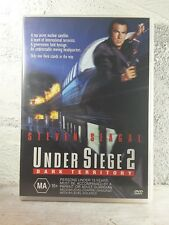 Under Siege 2 - DVD  - Steven Seagal - ACTION MOVIE
