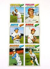 1977 Topps 6-card Dynamite magazine Baseball Inserts * Mark Bellanger *