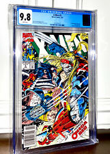 X-Men #5 CGC 9.8 NEWSSTAND 1st Appearance Maverick and 1st Full Omega Red Cover