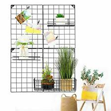 Nandae Grid Photo Wallwire Wall Grid Panel For Photo Hanging Display Decorat