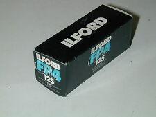 1 FILM PELLICULE 120 FP4 ILFORD périmé  5/1999 photo photographie lomographie