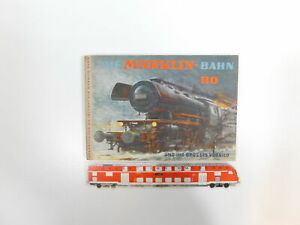 CG721-0, 5 #Märklin H0/00 Manual 0310 for The Friends Der Märklin