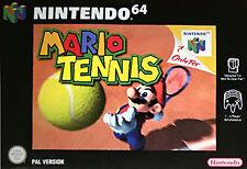 Nintendo Tennis-PC - & Videospiele für Familie und Kinder