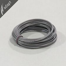 16 AWG Gray Grey Hook Up Lead Wire Stranded 25 ft UL1015, 600V AWM MTW TEW