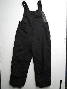 White Sierra Mens 3XL Snowboard Ski Pants Lined Warm Zip Suspenders Pockets Nice