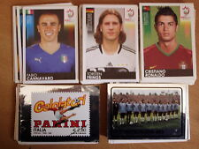 Panini em 2008 - 30 stickers choisir NEUF