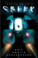 Creep (Dvd, 2005) Disc & Cover Art Only No Case Excellent Condition Ships Fast I