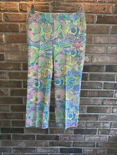 "Lilly Pulltzer ""School Of Fish"" Pants"