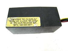 Santa Cruz RC-15-GUN-AL Gun Lock Timer