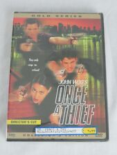 """Once a Thief (DVD, 2000, """"Gold Series"""") New"""