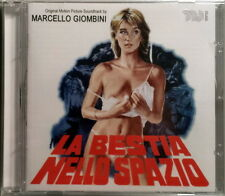 LA BESTIA NELLO SPAZIO - CD Soundtrack OST - Marcello Giombini
