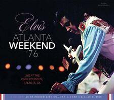 ELVIS PRESLEY - ATLANTA WEEKEND '76   -  Audirec Label