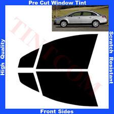 Pellicola Oscurante Vetri Auto Anteriori per Citroen C4 4P 2004-2008 da 5% a70%