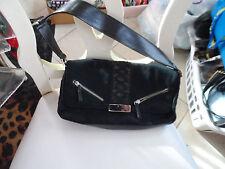 Black XOXO handbag