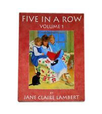 Five in a Row Volume 1 Vol. Jane C. Lambert homeschool preschool Pre-K softcover