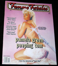 1996 Femme Fatales PAMELA ANDERSON Nicole Eggert ( N- MINT COPY)