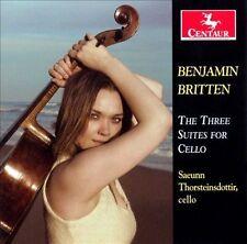 Benjamin Britten: Three Suites for Cello, New Music