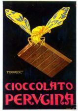 F.Seneca-PERUGINA-Fano-Casnate-ape-cioccolato-tavoletta