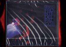 VASCO ROSSI-FRONTE DEL PALCO DOPPIO CD LIVE CD NUOVO SIGILLATO