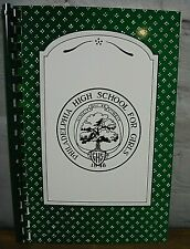 VTG Philadelphia High School for Girls Spiral Compilation Cookbook 1998