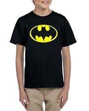 Camiseta niño niña BATMAN T shirt child kid different sizes varias tallas