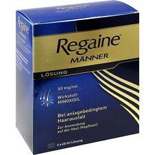 REGAINE Männer Lösung   3 x 60 ml       PZN 3671166