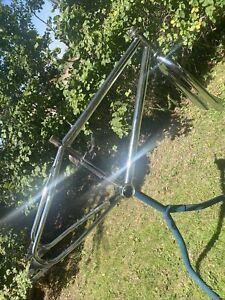 old school bmx hutch 24 Cruiser frame Landing Gear Fork