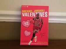Michael Jordan Valentines Cards - 32 Cards, Includes Teacher Card