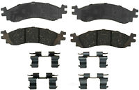 Disc Brake Pad Set-Ceramic Disc Brake Pad Front ACDelco Advantage 14D1158CH