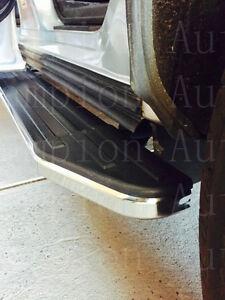 Nissan Pathfinder R52 Side Steps Running Boards Aluminium 2013 - 2020(CMP88)
