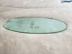 OEM VINTAGE 1975-1976 LINCOLN MARK BILL BLASS OPERA TINTED GLASS