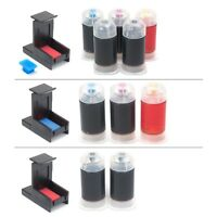 InkPro Ink Refill Kit for Canon PG-30/40/50 CL-31/41/51 PG-240/CL-241 Cartridges