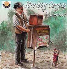 """Monkey Organ Memories""  Organ Grinder Music L@@K"