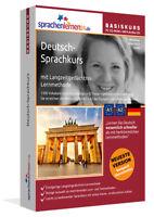 Deutsch für Türken Basiskurs CD-ROM