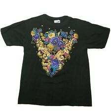 Vintage Candy Coated Glitter Glue Gem Shirt Large Previously Owned