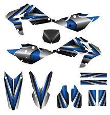 BMW G450X G 450 X graphics custom deco sticker kit #2222 BLUE