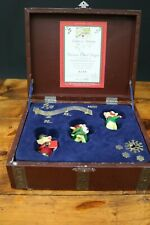 Pocket Dragons Victorian Carol Singers Limited Edition Musical Box Set 409/5000