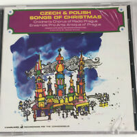 Czech and Polish Songs of Christmas Original recording remastered (CD) NEW