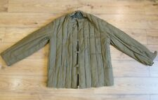ORIGINAL RUSSIAN SOVIET MILITARY WW2 WINTER JACKET TELOGREIKA FUFAIKA SiZE M