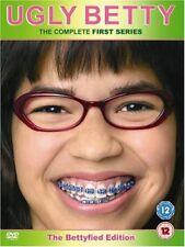 Ugly Betty - Series 1 (DVD, 2007, 6-Disc Set, Box Set) FREE SHIPPING