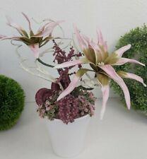 🌹Tischgesteck, Seidenblumengesteck, Kunstblumengesteck, Foamblumen,Wohndeko